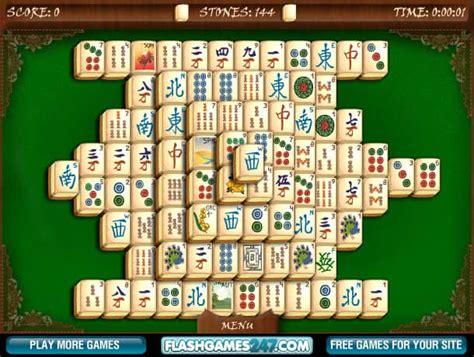 mahjong  game funnygamesin