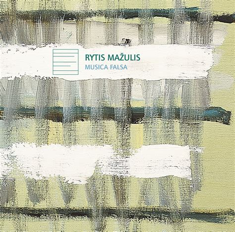 RYTIS MAZULIS - Megadisc Classics