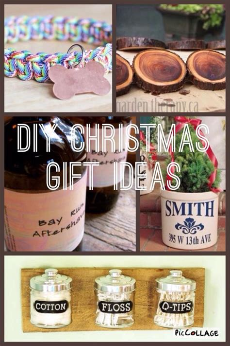 pinterest diy christmas gift ideas  frazzled