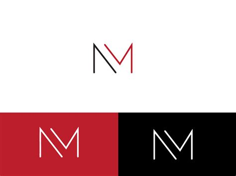 graphic design mn masculine bold logo design for max or mn or mkn by anyl