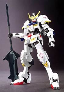 Hg Gundam Barbatos English Manual  U0026 Color Guide