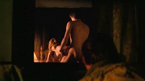 Emily Wickersham Nude Sex Scene From Gardener Of Eden Scandal