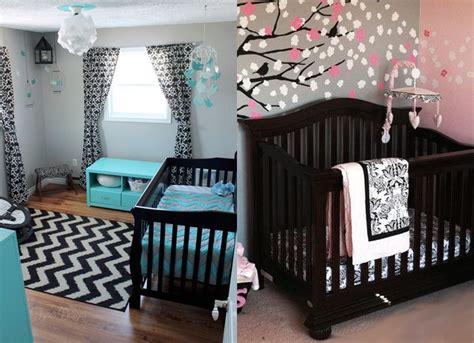 chambre turquoise et noir une chambre de bébé design en noir idées cadeaux de