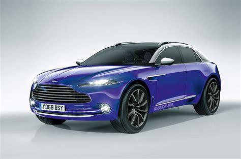 Aston Martin Varekai Name Expected For Dbx Suv