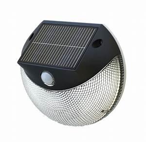 Applique Exterieur Solaire : applique solaire d tecteur de mouvement et cr pusculaire ~ Dode.kayakingforconservation.com Idées de Décoration