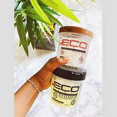 New Eco Styler Gel Coconut Oil Castor And Flaxseed Oil Review