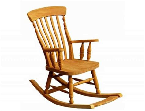 solid teak wood rocking chair indoor outdoor porch