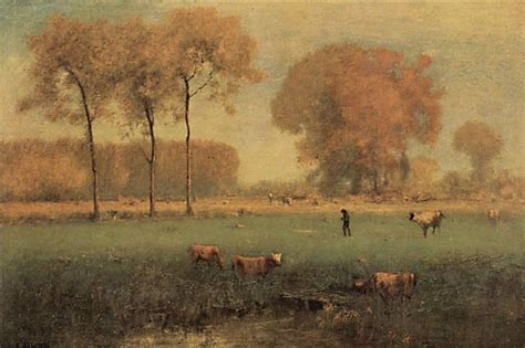 george inness painting reproductions  sale canvas