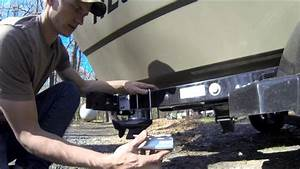 How To Install Boat Trailer Roller Guide Ons