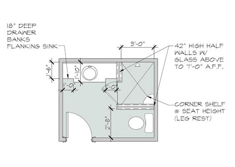 Small Bathroom Plans 5 X 7 by Southgate Residential A Small Bathroom Update
