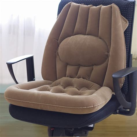 Back Cusion - seat cushion with lumbar support