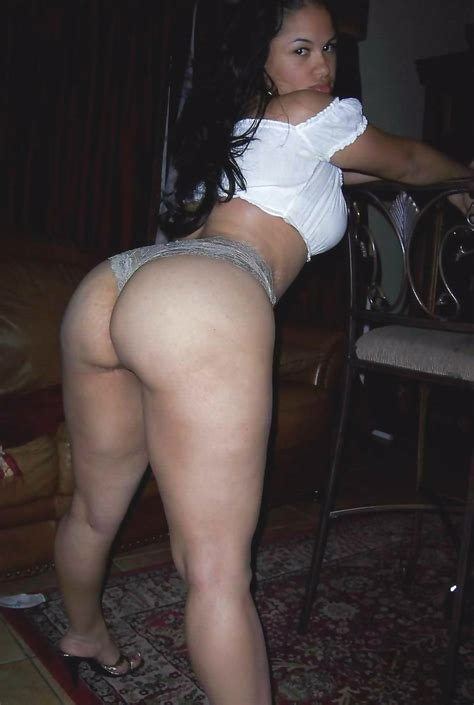 Thick Milf Showing Off Her Assets Big Her Ass Really