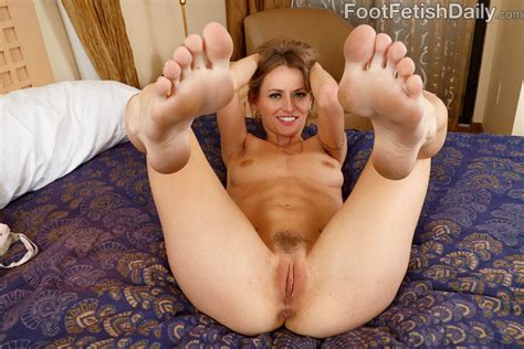 Natasha Starr Fucks And Teases Cock With Her Feet 1 Of 2