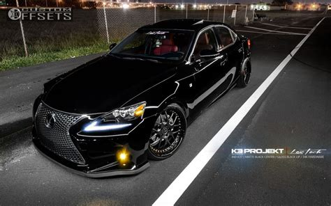 2014 lexus is250 k3 projekt ind series k37 lowered adj