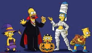 Lizzie Mcguire Halloween Episodes by Wallpapers Simpsons Halloween Widescreen Wallpapers