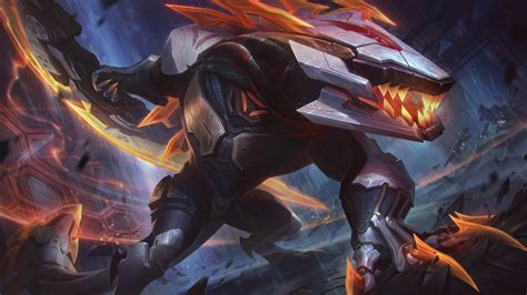 League of Legends' new PROJECT event features seven new ...