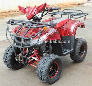 Chinese 110cc Kids 4 Wheeler With Loncin Engine