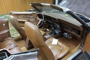 Rare 1972 Mercury Cougar Xr7 Convertible