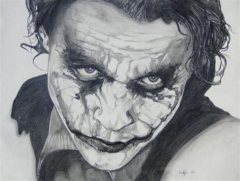 joker drawing  stephen sookoo