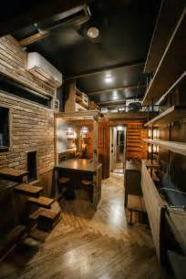 tiny house on wheels floor luxury and masculinity in quot the rook quot by wind river