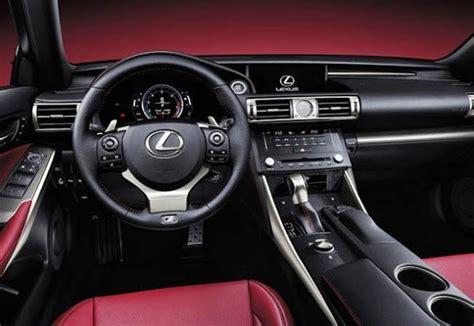 white lexus 2017 interior 2017 lexus is350 redesign specs release date changes