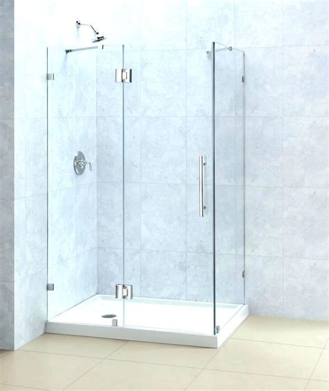 lowes shower doors lowes stand up shower doors kits home depot steam showers
