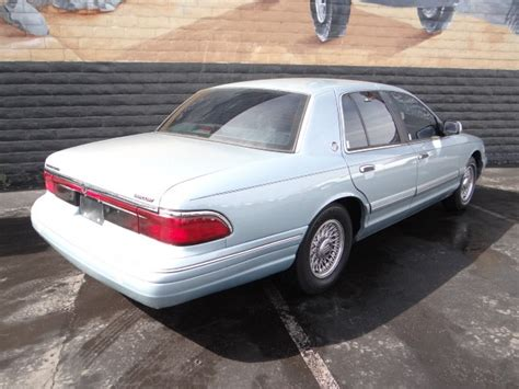 mercury glass ls 1995 mercury grand marquis ls print detail stk d5591a at