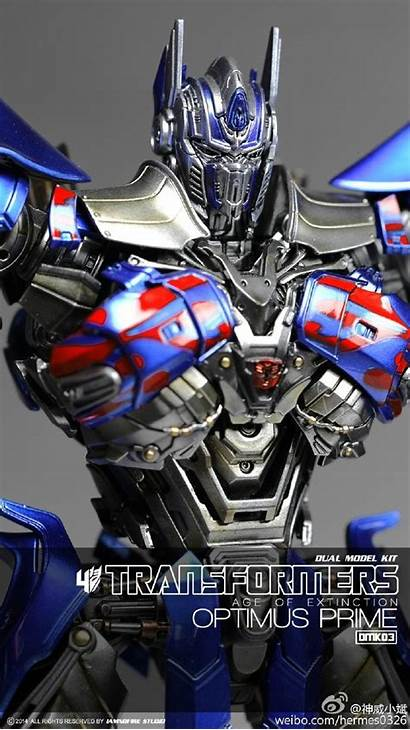 Transformers Prime Optimus Weibo Comics P6 Prel