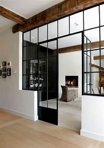 la verriere interieure jolies photos et tutos pour With good extension maison en l 16 les vans de pierres et de bois