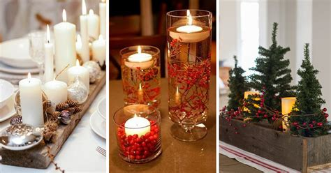 28 Best Diy Christmas Centerpieces (ideas And Designs) For How To Install Kitchen Sink Faucet Cinderella Soap Dispenser With Sponge Holder Calcutta Kitchens Tea Towels Mistakes Primitive Country Decor Toronto Kitchener