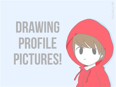 drawing profile pictures youtube