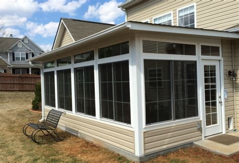 sunrooms porch patio deck enclosures eze breeze