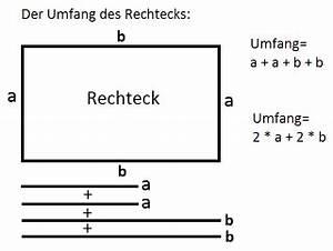 Quadrat Berechnen Formel : der umfang von quadrat rechteck und parallelogramm ~ Themetempest.com Abrechnung