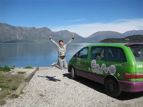 JUCY Car Rental & Campervan Hire   Queenstown in Wanaka, Otago