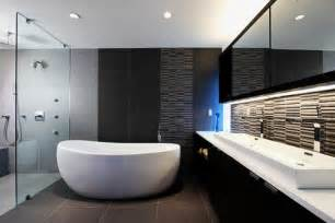 black bathrooms ideas 26 magical bathroom tile design ideas creativefan