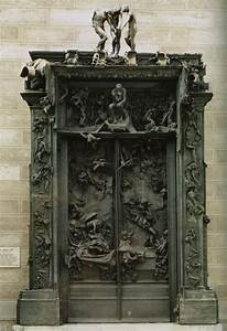 Gates of Hell, Rodin | Sculptures | Pinterest