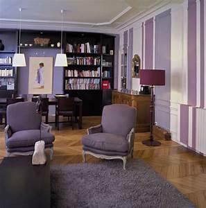 Salon Gris Et Rose : decoration taupe et blanc 6 indogate idee deco salon rose et gris modern aatl ~ Preciouscoupons.com Idées de Décoration