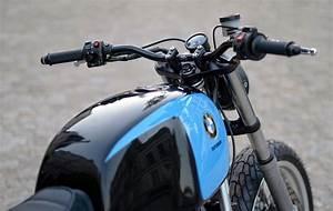 Racing Caf U00e8  Bmw R100 R By Motorieep