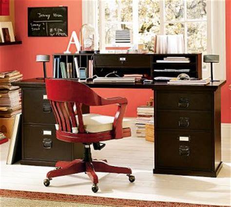 Pottery Barn Bedford Rectangular Desk Set Decor Look Alikes