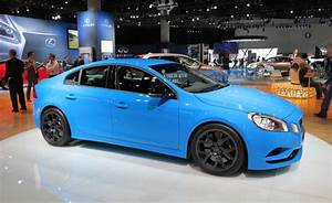 Volvo S60 Polestar Concept is a Swedish Sports Car: 2012