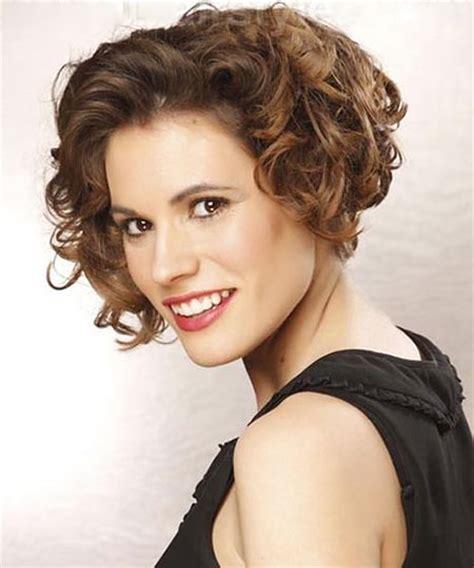 super short curly hairstyles  women short
