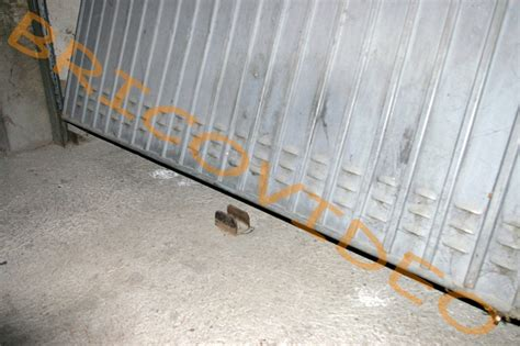 securiser porte de garage basculante s 233 curiser porte de garage cyberbricoleur