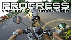 Progress Honda Gl 100