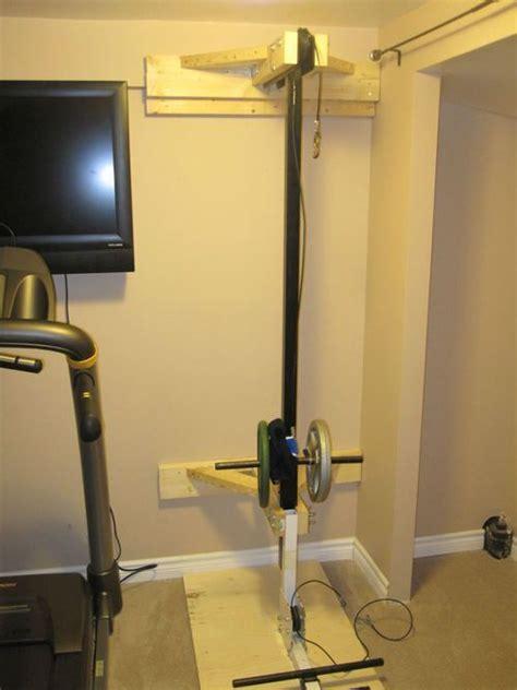 pin  kalani enos  puerta de entrada home  gym weight benches diy home gym