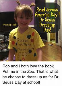 I Dress Up : read across america day dr seuss dress up puzzling minds day please oh please me he roo and i ~ Orissabook.com Haus und Dekorationen
