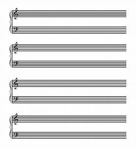 music paper 7 free download for pdf With music manuscript template