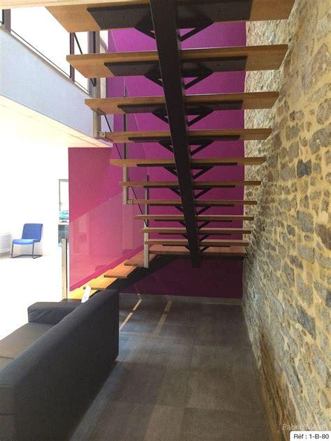 fabrication escalier metal bois escalier moderne en bretagne morbihan fabric metal