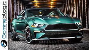 Ford Mustang BULLITT (2019) - GT Star Is Reborn - SOUND + INTERIOR + EXTERIOR - YouTube
