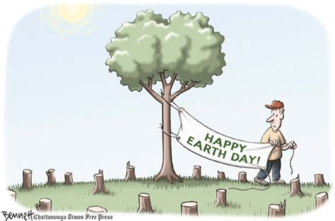 animation monday earth day political cartoons geek alabama