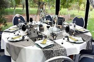 Deco Table Anniversaire Femme : deco table fait maison pour anniversaire ~ Melissatoandfro.com Idées de Décoration